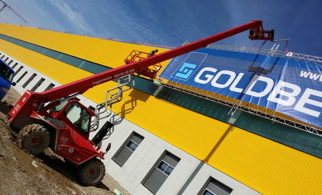 Banner für Goldbeck